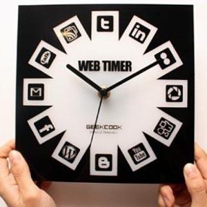 Los social media ocupan más tiempo de los usuarios que el email