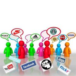 Las redes sociales están llenas de marcas sin rostro