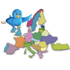 Twitter se prepara para poner pie en Europa