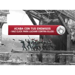 """Los asesinos del videojuego """"Assassin's Creed Brotherhood"""" siembran el terror en la red en una espectacular campaña interactiva"""