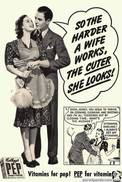 Las publicidades que HOY estarian prohibidas...