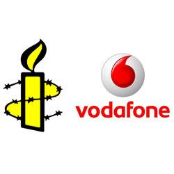 Amnistía Internacional arremete contra Vodafone por el apagón de móviles en Egipto