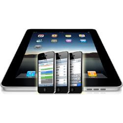 Los smartphones y las tabletas, los
