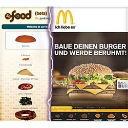 Las hamburguesas personalizadas de McDonald's, ¿una idea