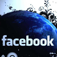 Facebook registró 8 nuevos perfiles por segundo en 2010