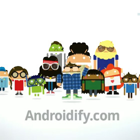 ¡Androidifícate! La nueva campaña de Google