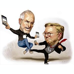 Apple o Google: ¿cuál de los dos gigantes es mejor socio para las editoriales?