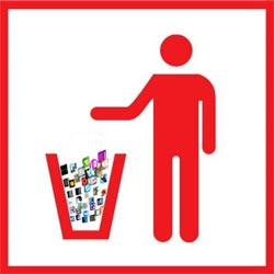 El 26% de las aplicaciones móviles son de usar y tirar