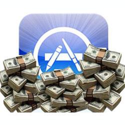 Apple acaparó en 2010 el 83% del volumen global de ventas en tiendas de aplicaciones