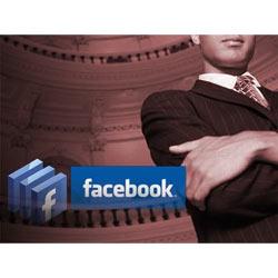 ¿Le tienen miedo los políticos a Facebook?