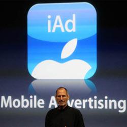 La plataforma iAd de Apple, más eficaz que la publicidad en televisión