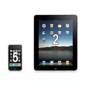 La rumorología no da tregua al iPhone 5 y al iPad 2