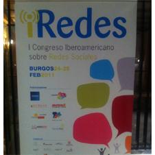 En directo desde iRedes: I Congreso Iberoamericano sobre Redes Sociales