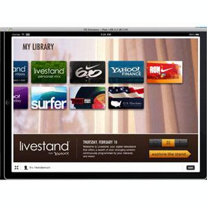 Yahoo! abre un quiosco digital para tabletas