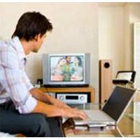 1 de cada 3 internautas a menudo navega a la vez que ve la televisión