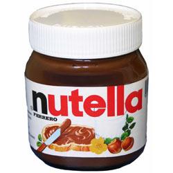 Una madre californiana lleva a los tribunales a Nutella