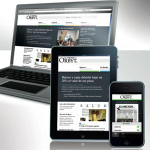 RCS espera que Orbyt alcance los 103.000 suscriptores en 2013