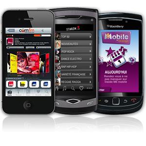 2010, el año del crecimiento del consumo de los contenidos móviles