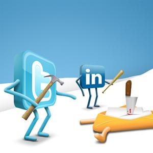 ¿Está el email en peligro por culpa de las redes sociales?