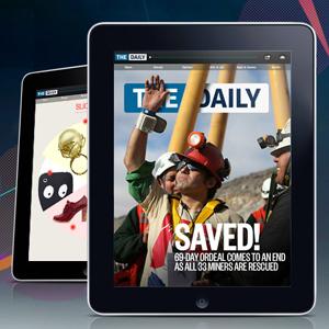 The Daily y Flipboard, ¿cuál marcará el futuro de los periódicos?