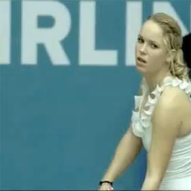 Turkish Airlines apuesta por la imagen de la tenista Wozniacki