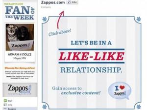 20 empresas con excelentes páginas de fans en Facebook