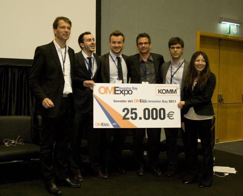 OMExpo Madrid 2011: 6.000 visitantes en el primer día del gran evento del marketing digital español