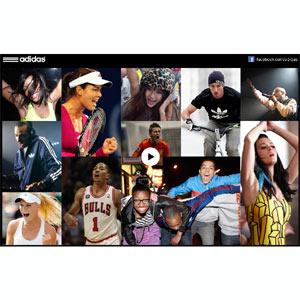 Adidas sube el telón de la campaña publicitaria más cara de su historia