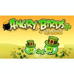 Los Angry Birds se visten de verde para celebrar el Día de San Patricio