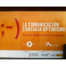En directo desde la IV Cumbre Empresa Marca Comunicación