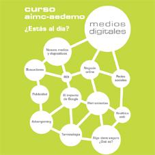 Nuevo curso AIMC-AEDEMO sobre medios digitales
