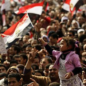 Egipto lleva la revolución también a la publicidad