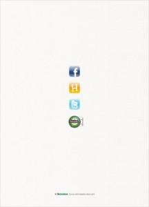 13 campañas publicitarias offline inspiradas en Facebook