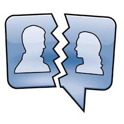 En uno de cada cinco divorcios se cita a Facebook como fuente