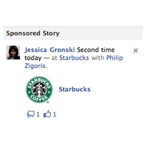 Las historias patrocinadas de Facebook recuperan la eficacia de las recomendaciones personales
