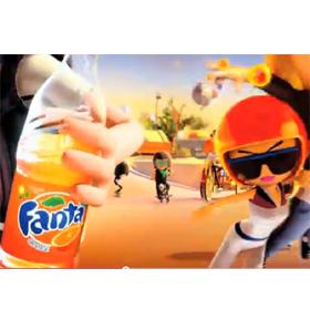 Coca-Cola invertirá más en publicidad de Fanta y Sprite