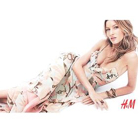 Gisele Bündchen es la nueva cara de H&M