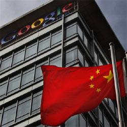 Google acusa a China de sabotear su servicio de correo electrónico