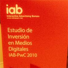 Los soportes digitales rozan los 800 millones de euros de inversión publicitaria en 2010