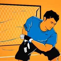 Iker Casillas se convierte en un personaje de cómic en la nueva campaña de Reebok