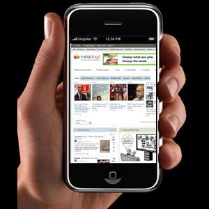 El tamaño y la velocidad son los grandes problemas para los usuarios de internet móvil