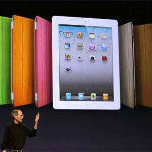 Steve Jobs toca con su varita mágica a un iPad 2 menos prodigioso de lo esperado