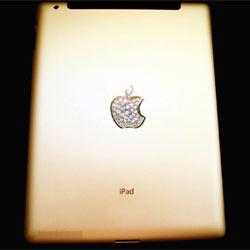 El iPad 2 más caro del mundo es de oro macizo y cuesta 5 millones de libras