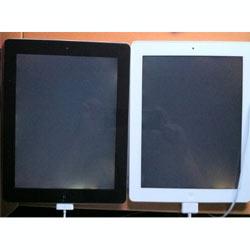 El iPad 2 y las misteriosas manchas amarillas de su pantalla