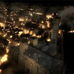 Jameson sofoca una tormenta de fuego en su nueva campaña publicitaria