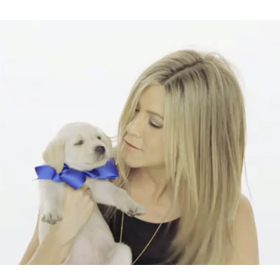 Smart Water lanza una divertida campaña viral con Jennifer Aniston