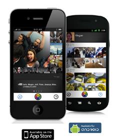Color, una nueva app que muestra todas las fotos de sus usuarios al mundo entero