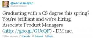 Google utiliza Twitter para reclutar nuevos empleados