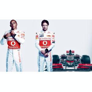 Hugo Boss deja que los internautas elijan la indumentaria de los pilotos de McLaren