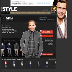 Men's Health inaugura un probador virtual de ropa en internet